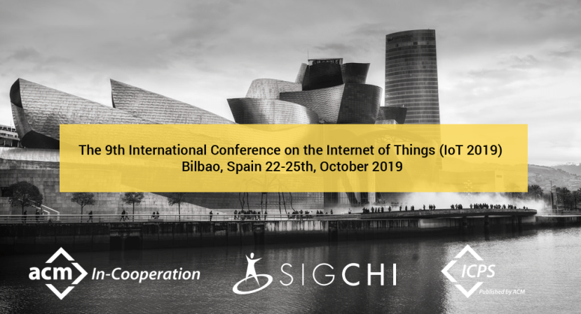 9th international conference on the iot 2019