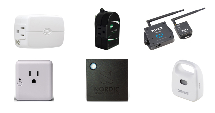 Image of various sensors and electronics