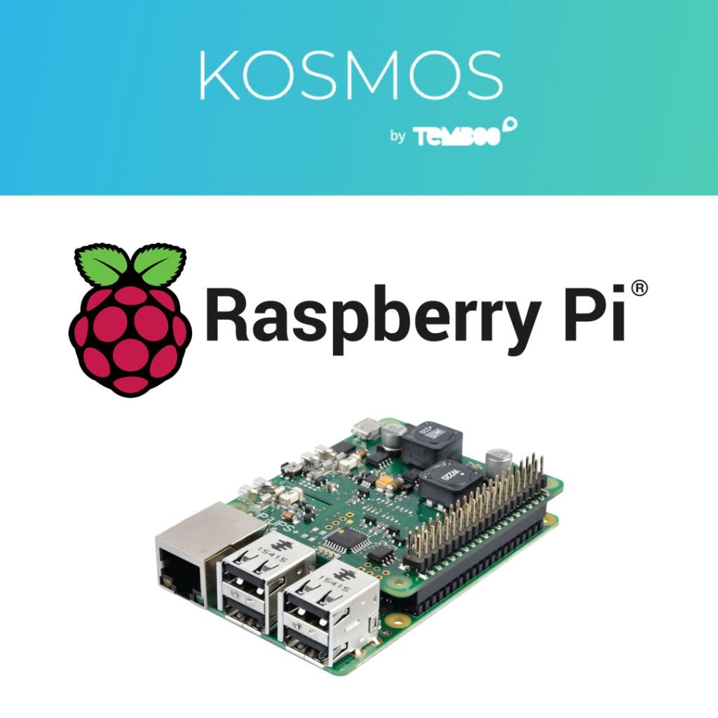 Raspberry Pi & Kosmos