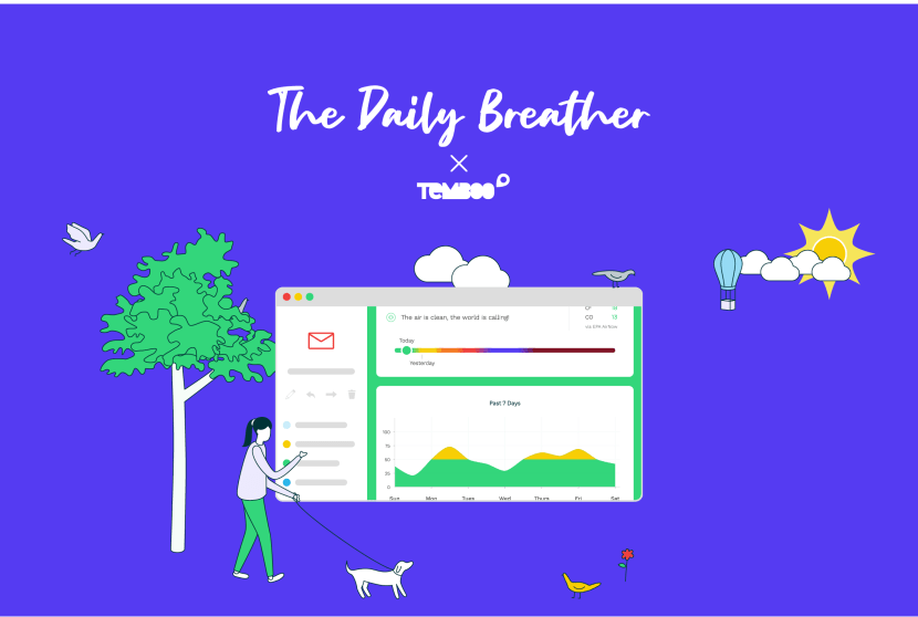 The Daily Breather from Temboo