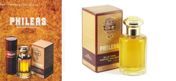 Le Parfum Phileas De Nina Ricci Tendance Parfums Le Blog
