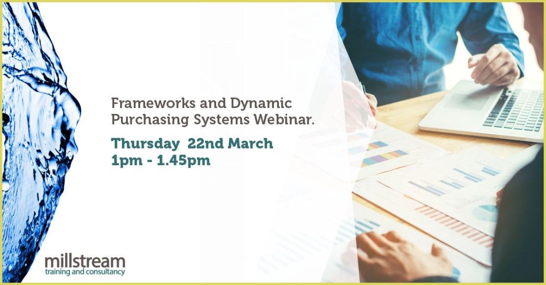 Frameworks and DPS