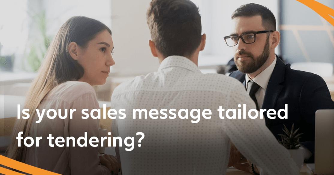 Sales messages