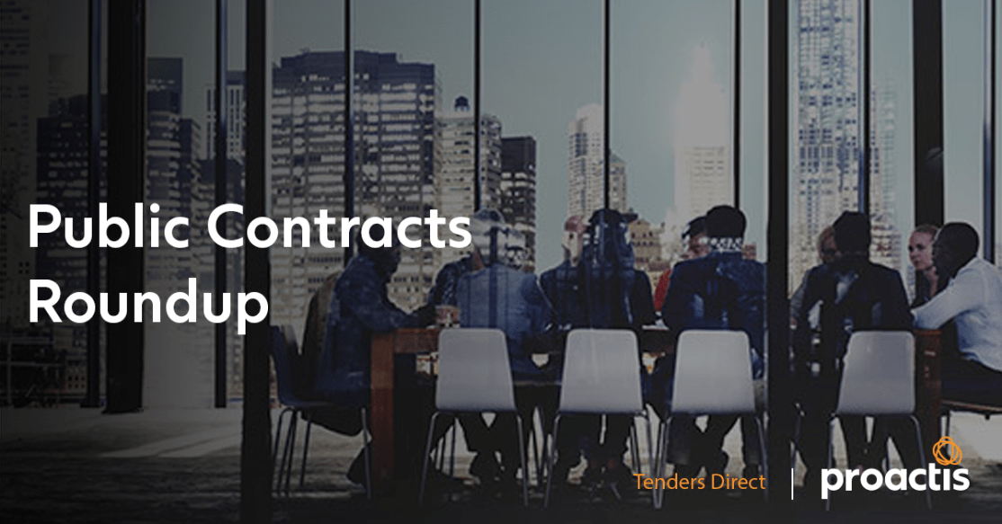Contracts Roundup