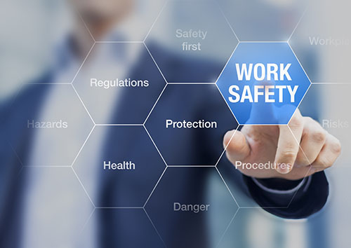 Safety,Health and the Future of Work