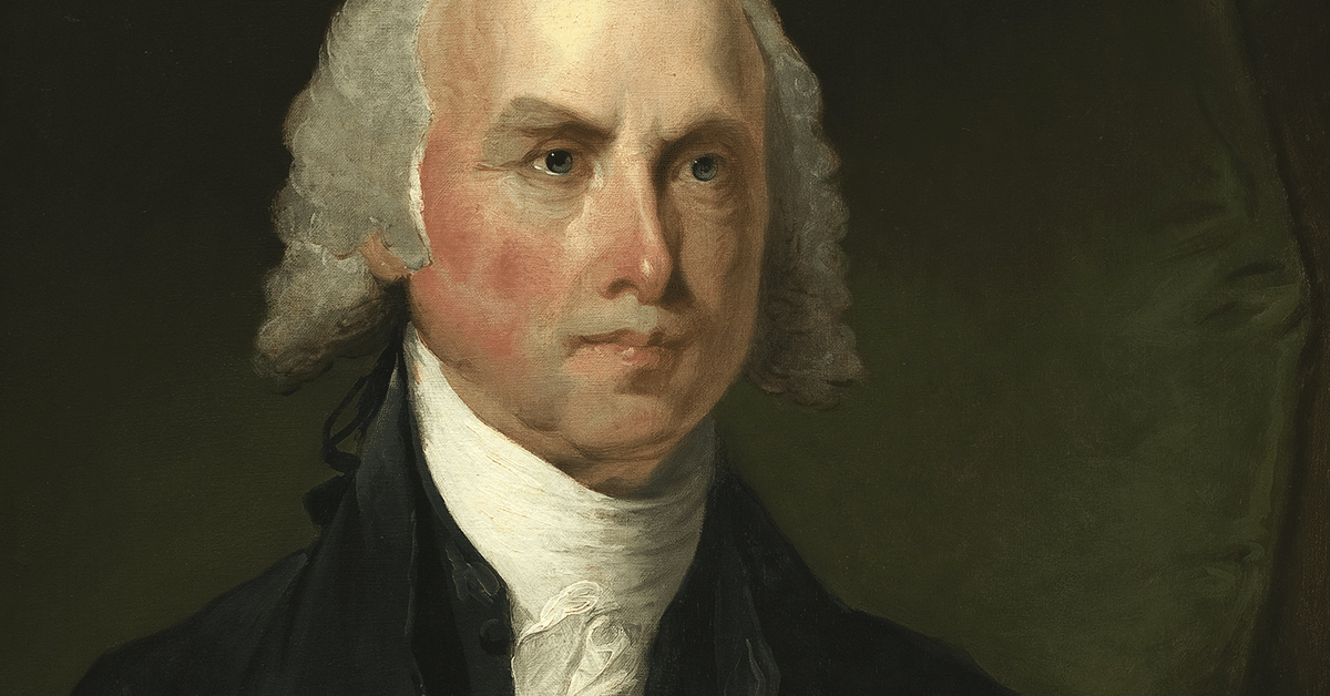 Today in History: James Madison's Veto of Infrastructure Spending in the Bonus Bill of 1817
