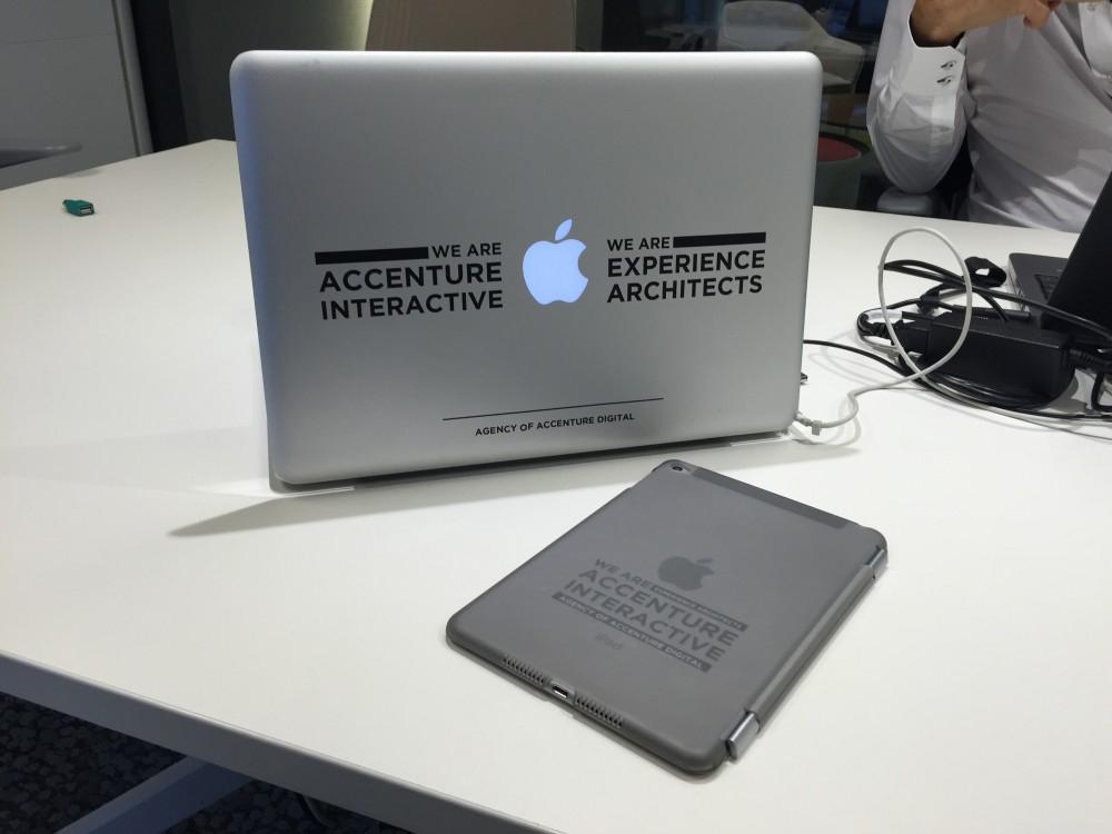 personalizar la oficina vinilos portatiles