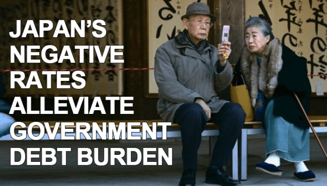 Japan's govermnet debt
