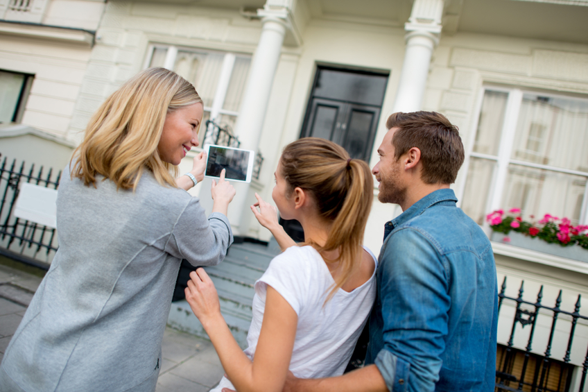 find a realtor first when buying new construction