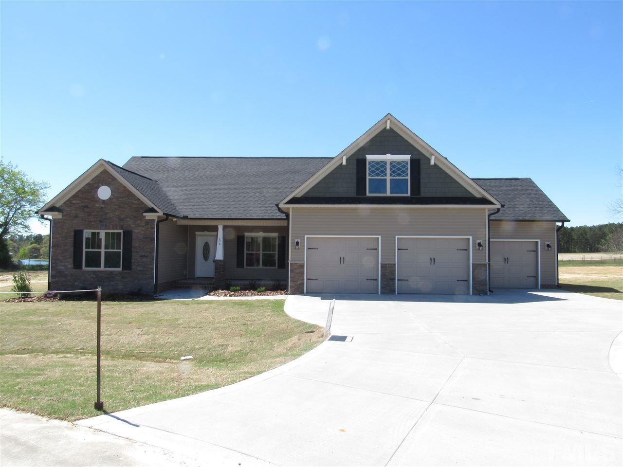 beautiful homes for sale in belmont farms benson