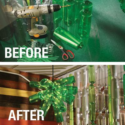 Shampoo-Bottle-Chandelier-before-after-us
