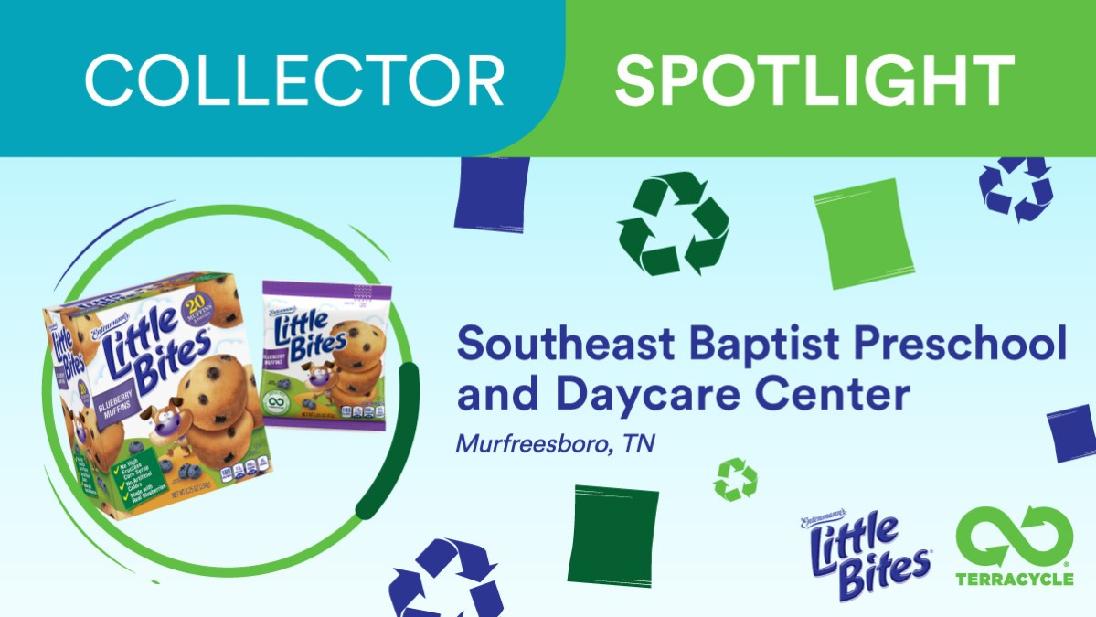 TerraCycle® Collector Spotlight: Southeast Baptist Preschool and Daycare