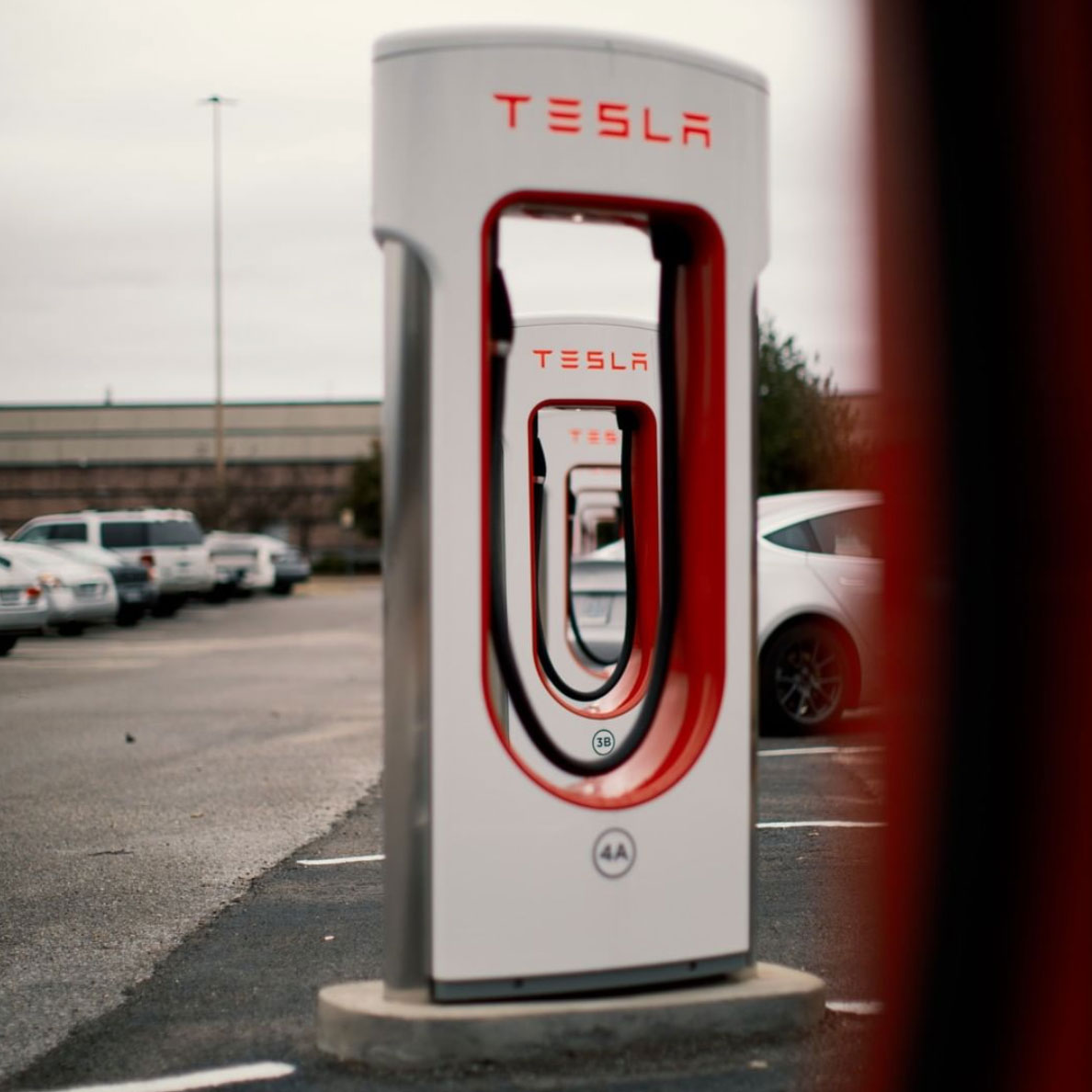 Tesla Supercharger in Meridian, MS