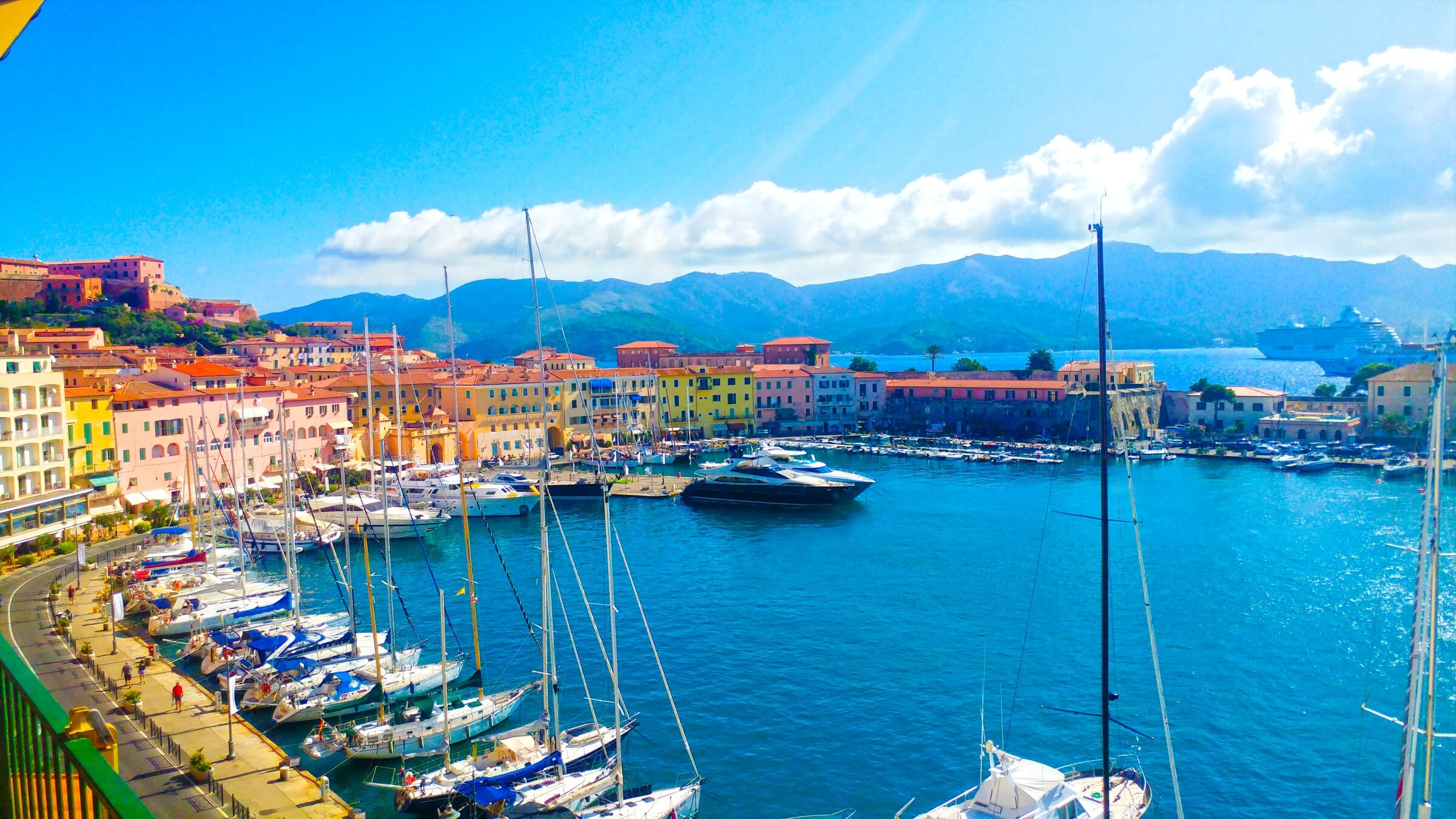 Where to stay on Elba island Italy