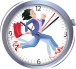 Si te falta tiempo, aclara tus metas