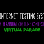 The Internet Testing Systems 8th Annual Costume Contest Virtual Parade