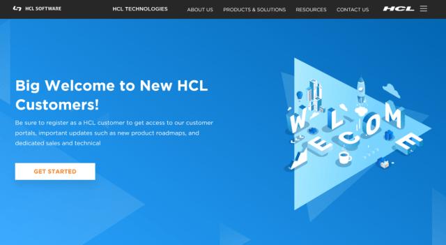 HCL_Software_Portal