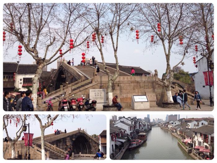 清名橋は、2014年6月に世界文化遺産に認定された京杭大運河の一部です。