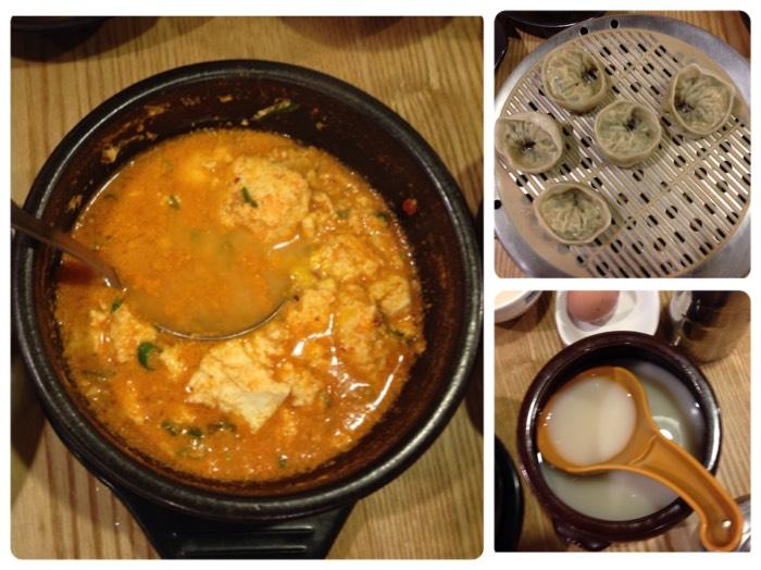 ソウルの夕食2。