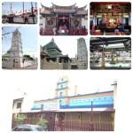 マラッカのマレーシア最古の建物たち。