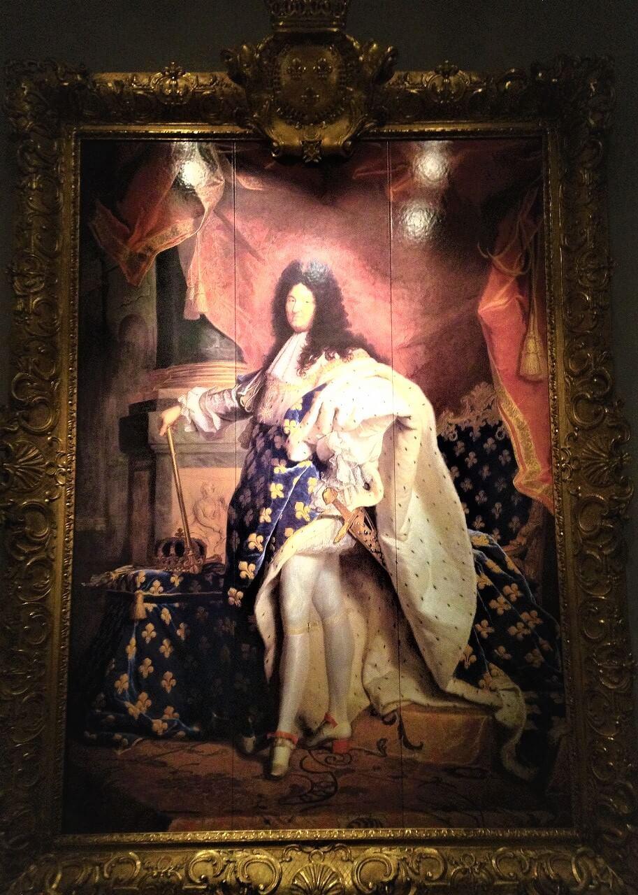 ルイ14世の肖像