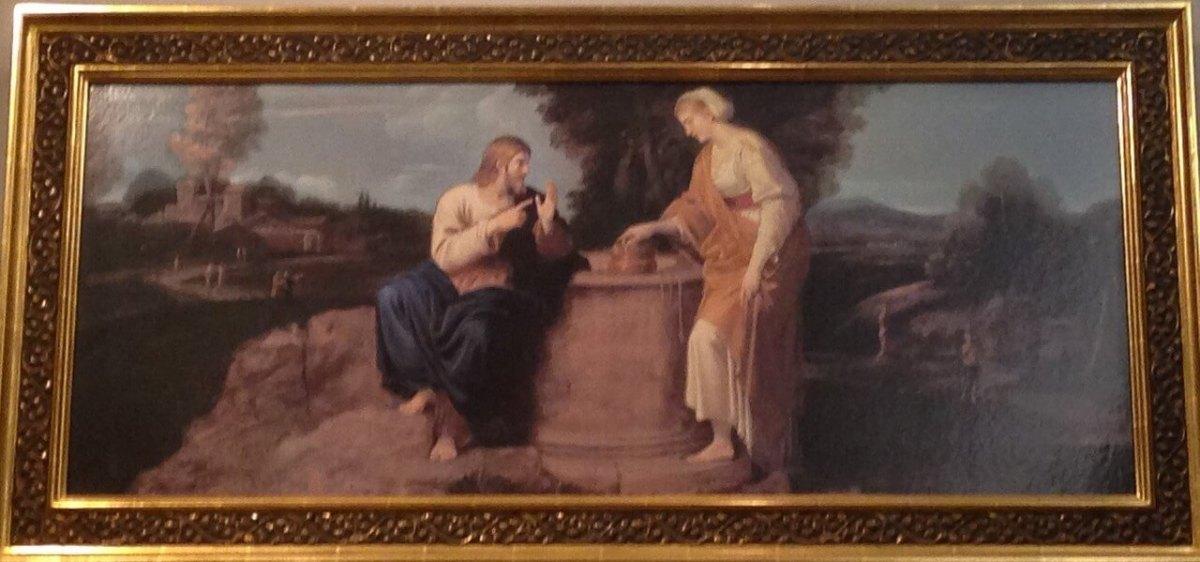 キリストとサマリアの女