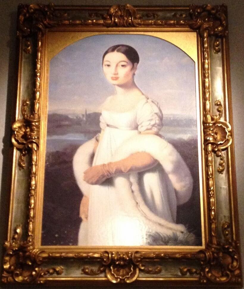 リヴィエール嬢の肖像