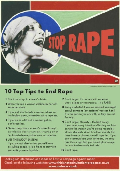 End Rape - Rape Crisis Scotland