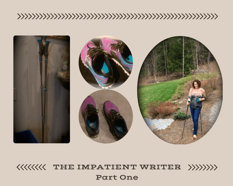 The Impatient Writer: Part One