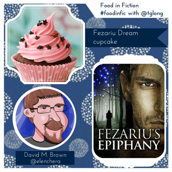 Food in Fiction: David M. Brown