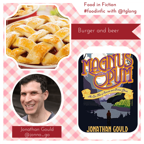 Food in Fiction: Jonathan Gould