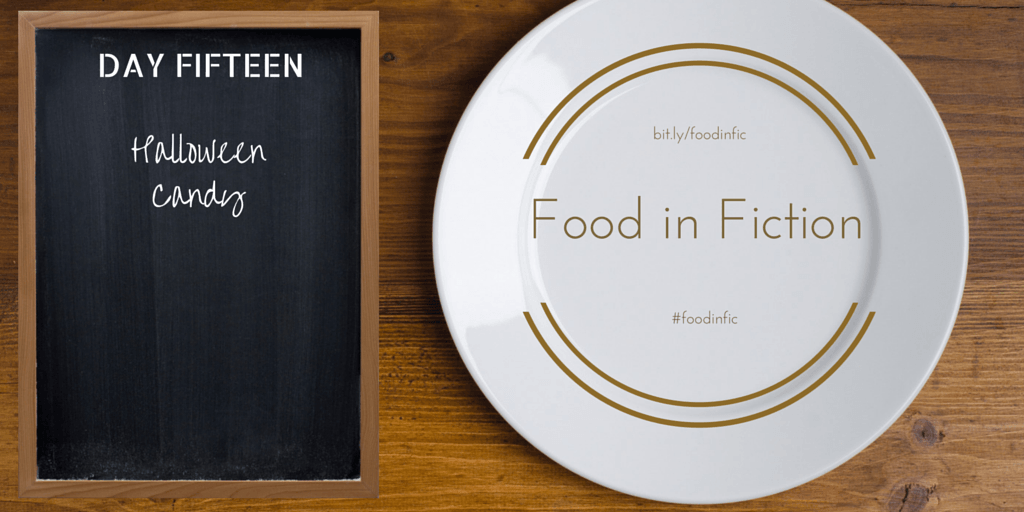 Food in Fiction: Day Fifteen