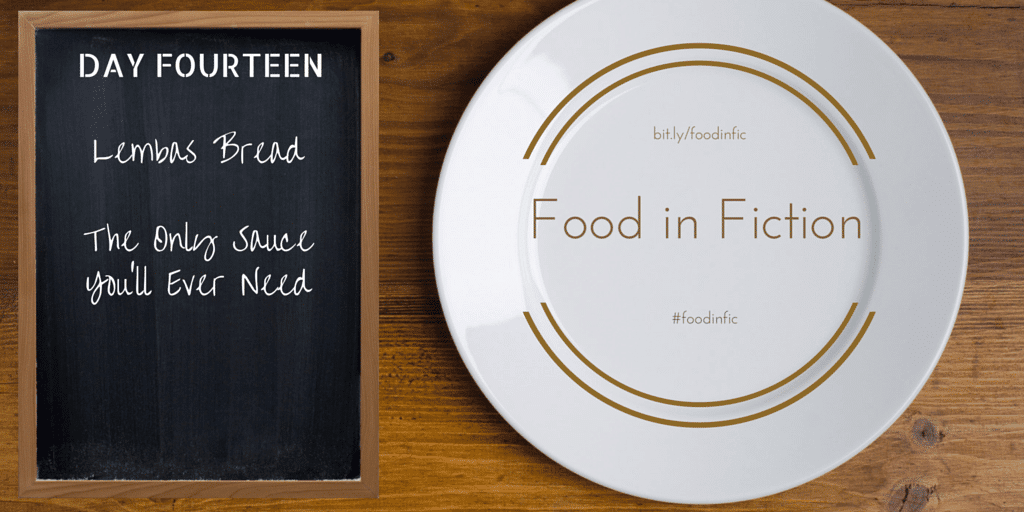 Food in Fiction: Day Fourteen