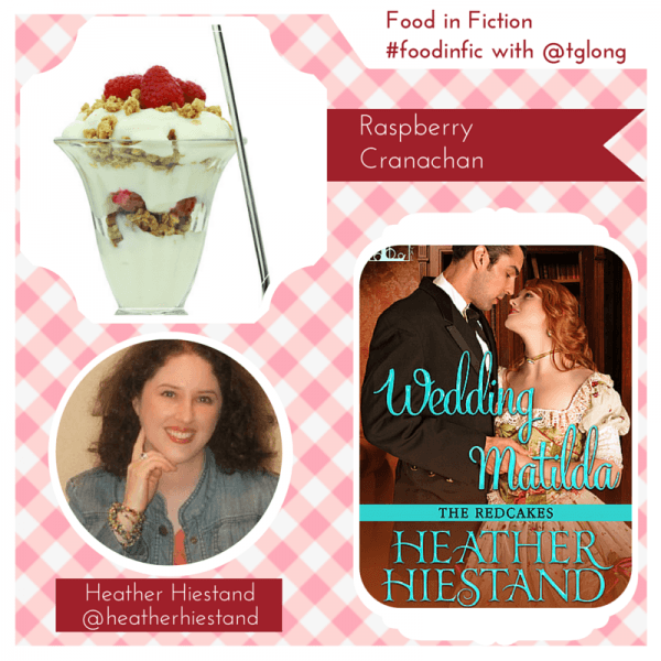 Food in Fiction: Heather Hiestand