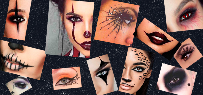 maquillaje Halloween THE-ARE Madrid ideas