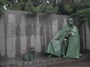 FDR- Monument- with- OWO- Engraved
