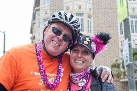 route safety 2013 San Francisco Bay Area Susan G. Komen 3-Day breast cancer walk