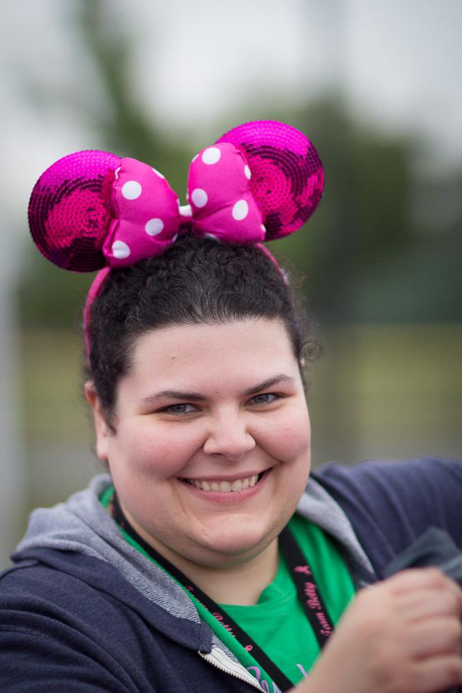 minnie mouse 2013 Boston Susan G. Komen 3-Day Breast Cancer Walk