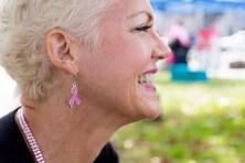 pink ribbon 2013 Philadelphia Susan G. Komen 3-Day breast cancer walk