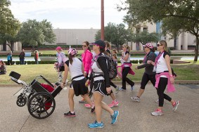 wheelchair closing 2013 Dallas Fort Worth Susan G. Komen 3-Day breast cancer walk