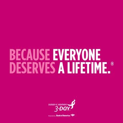 SGK_3-Day_SocialMedia_BecauseEveryoneDeservesALifetime_600x600px_v4a