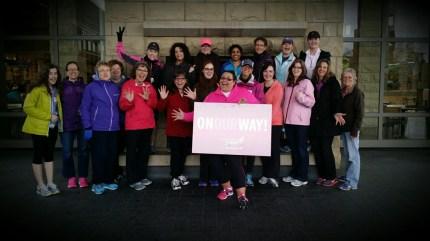 2014 susan g. komen 3-day breast cancer walk seattle training