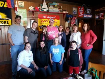 2014 susan g. komen 3-day breast cancer walk san francisco reunion