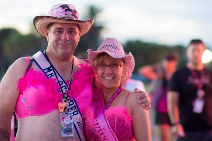 susan g. komen 3-day breast cancer walk reasons why it's great to be a guy on the 3-Day bra