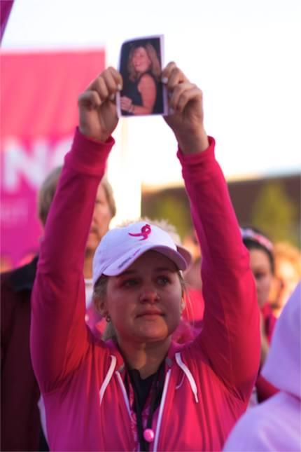 susan g. komen 3-day breast cancer walk blog michigan 2014 opening ceremony photo tribute
