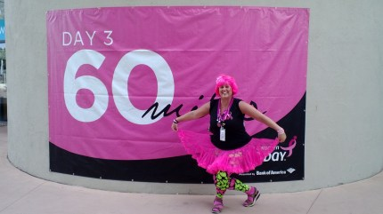 susan g. komen 3-Day breast cancer walk blog full series walkers all seven events karen kay rush