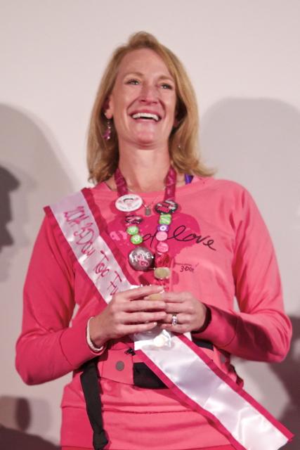 susan g. komen 3-day breast cancer walk 60 miles blog dallas fort worth top fundraiser
