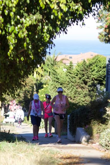 susan g. komen 3-Day breast cancer walk blog route