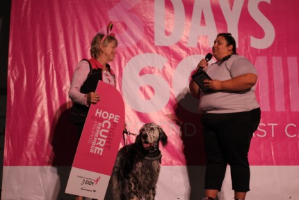 susan g. komen 3-day breast cancer walk blog seattle top fundraisers award winners milestone local impact