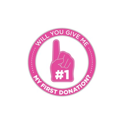 3Day_2017_Social_Fundraising_FirstDonation